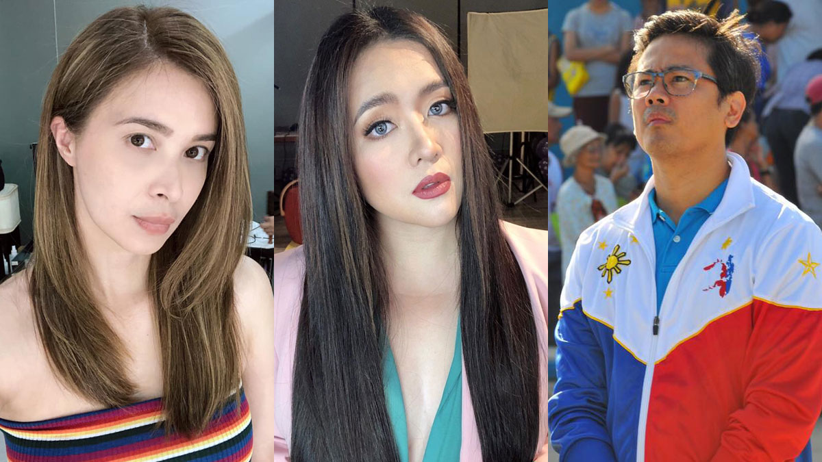 Sunshine Cruz, Angeline Quinto, Deo Endrinal fire back at Jimmy Bondoc