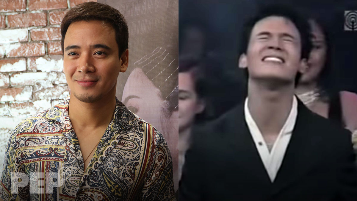 REALITY SHOW CHRONICLES: Erik Santos reveals childhood dream before joining Star In A Million