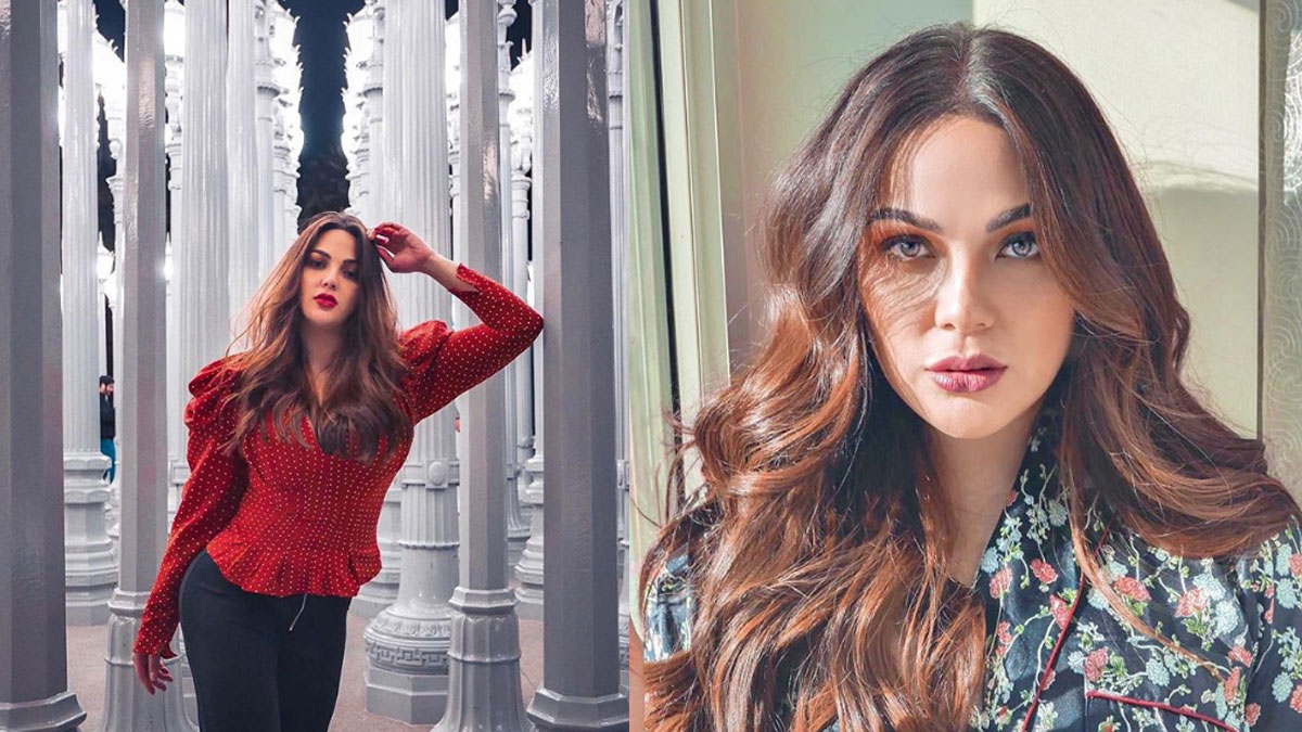 KC Concepcion having the time of her life in California