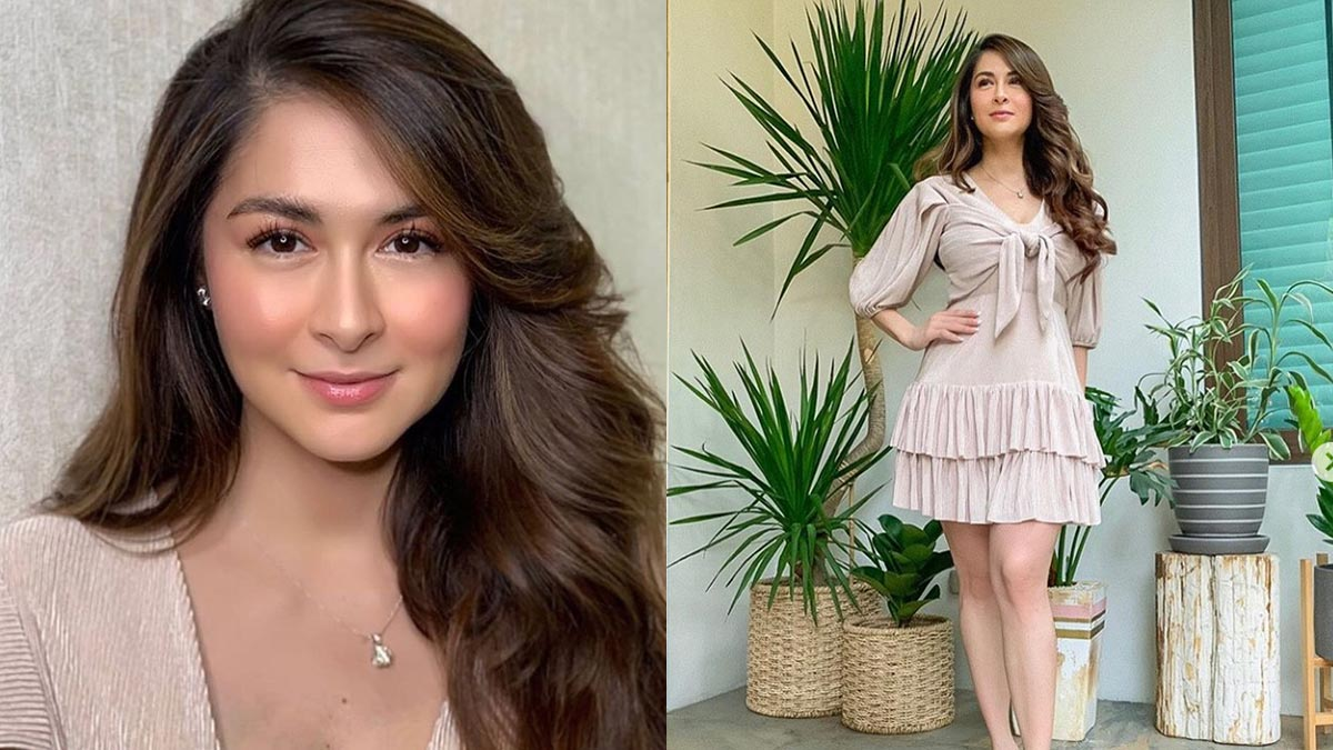 Marian Rivera back in wow shape a month after giving birth