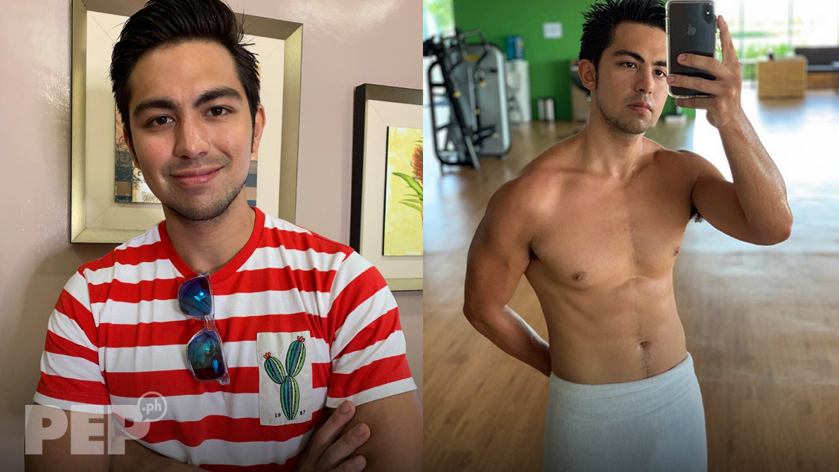 "Derrick Monasterio's goal: ""To be the sexiest man in the world.!"""