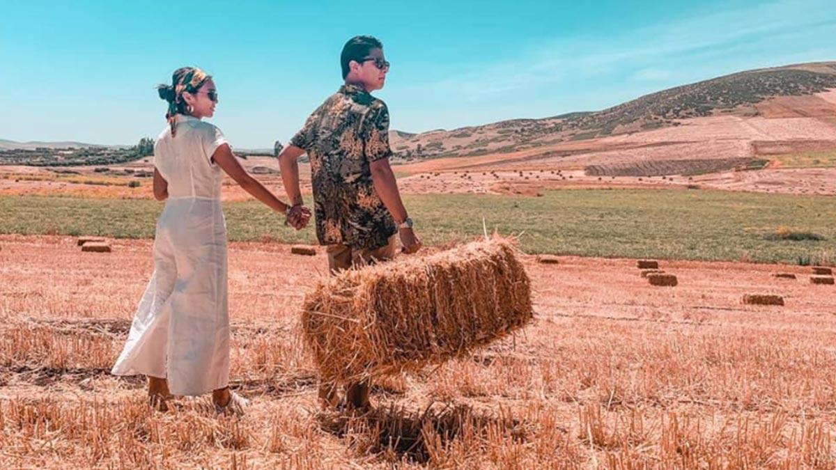 Kathryn Bernardo, Daniel Padilla explore Morocco in celebration of 7th anniversary