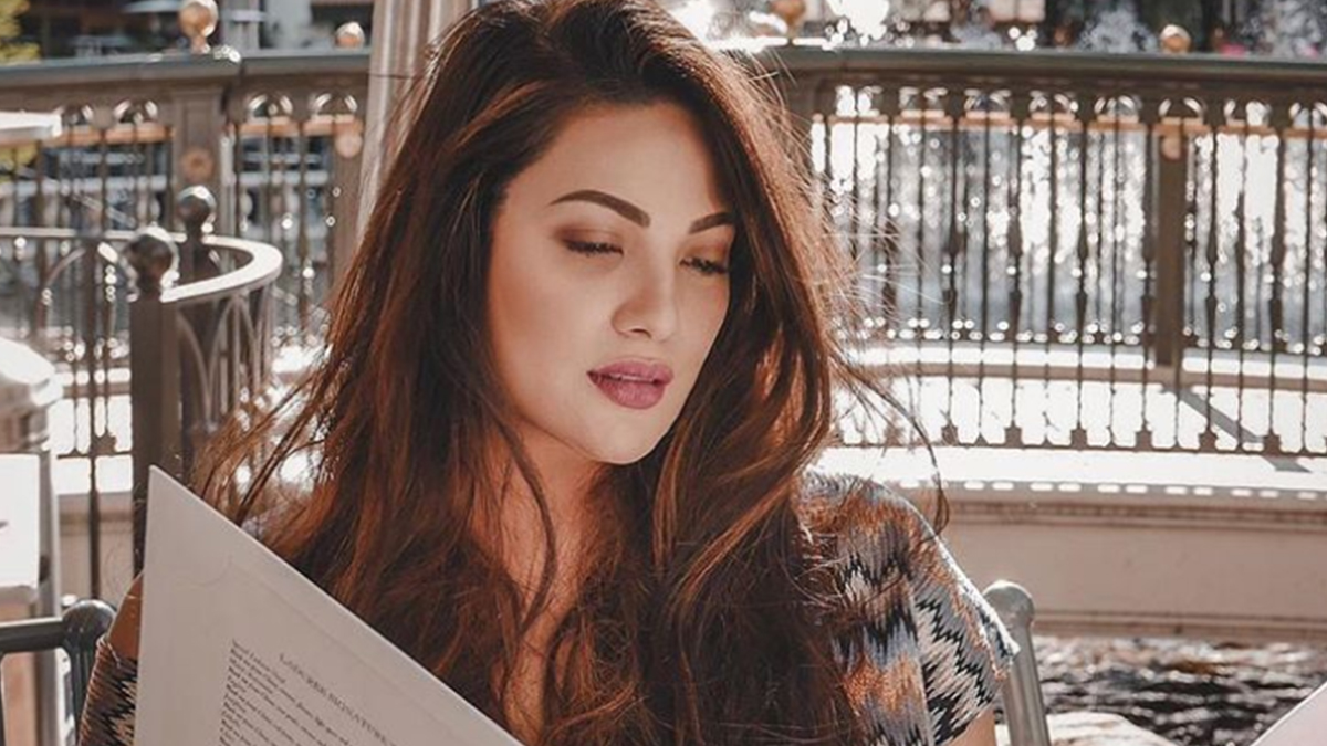 "KC Concepcion's diet not limited to food; says it also applies to ""toxic situations"""