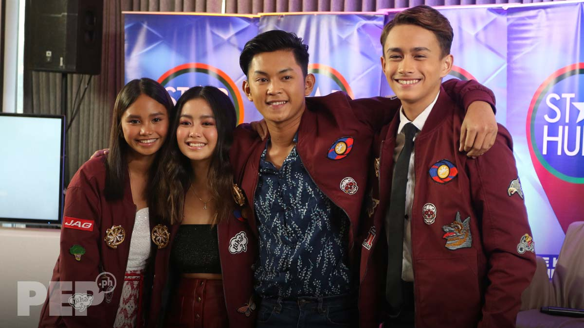 PBB Otso Batch 3 Big Four reveal the stars they want to work with