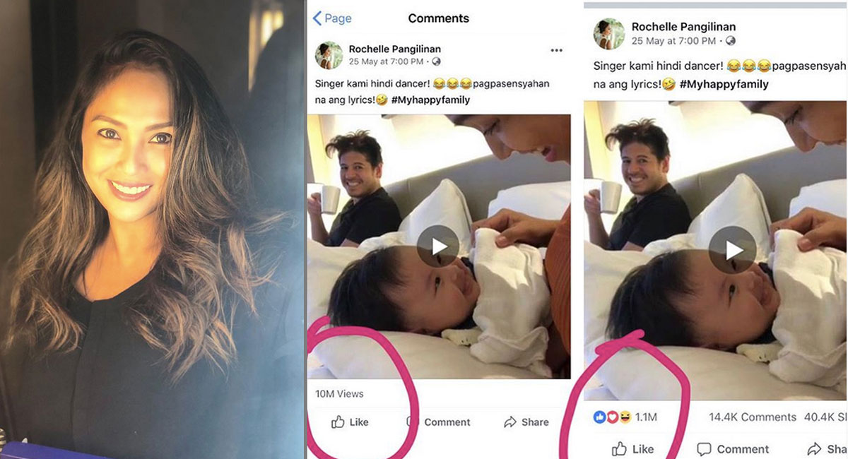 "Rochelle Pangilinan gets 10M views for ""singer kami hindi dancer"" video"