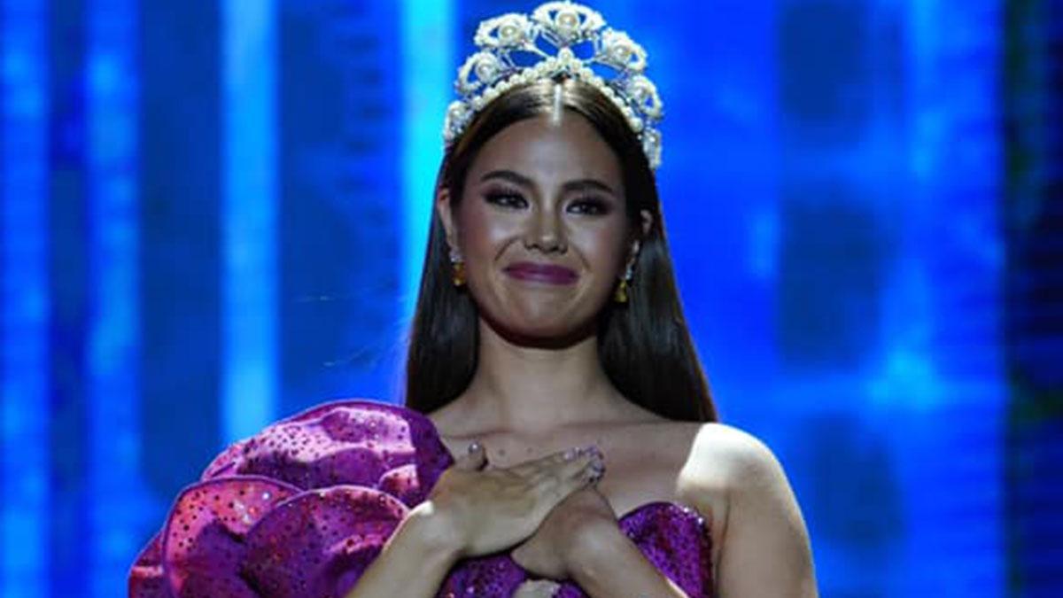 Catriona Gray, pang-beauty pageant pa rin ang sagot sa interviews