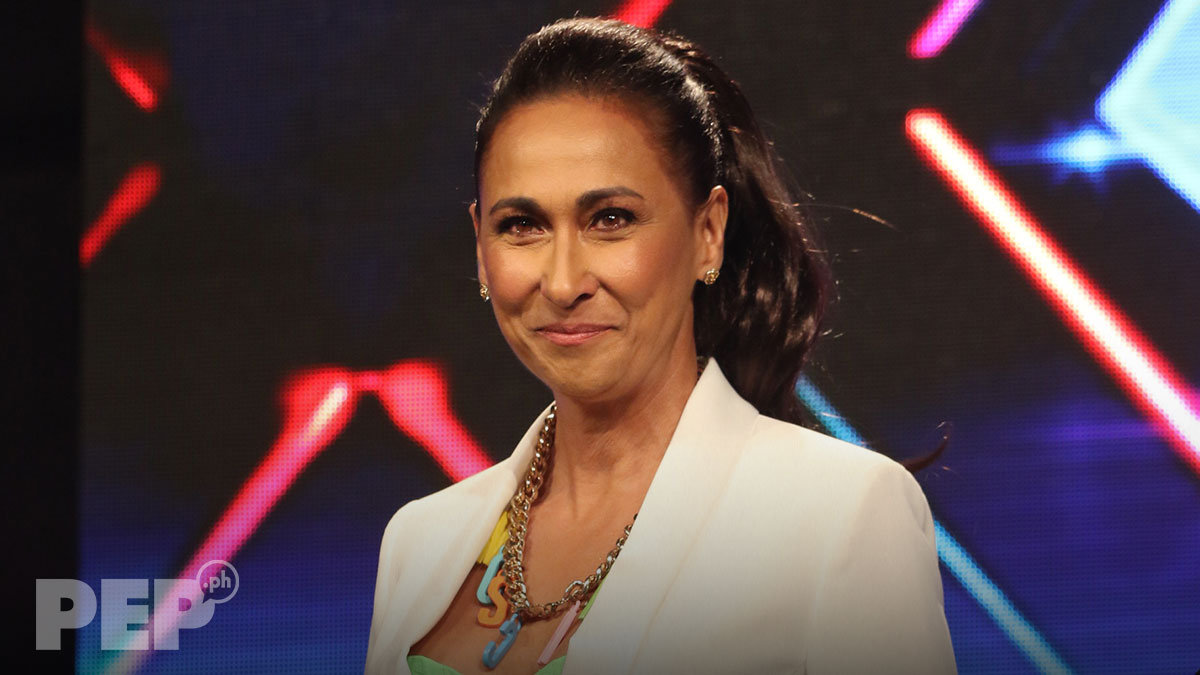 Cherie Gil says it's more difficult to judge than to act in front of camera