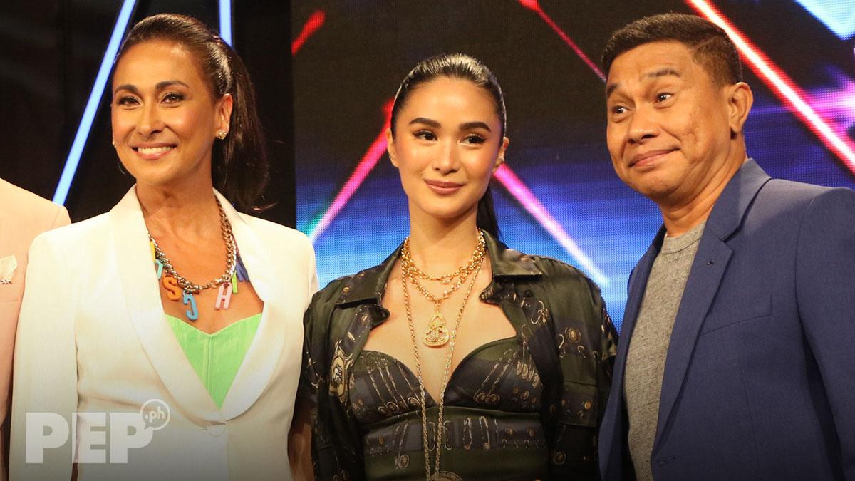 How Heart Evangelista, Jose Manalo, Cherie Gil were chosen as StarStruck 7 judges