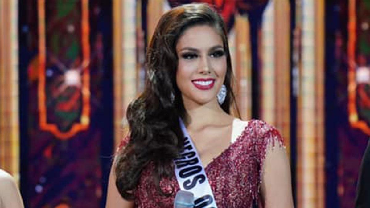 """Vickie Rushton, may naghihintay na """"big plans"""" pagkatapos mabigo sa Bb. Pilipinas"""