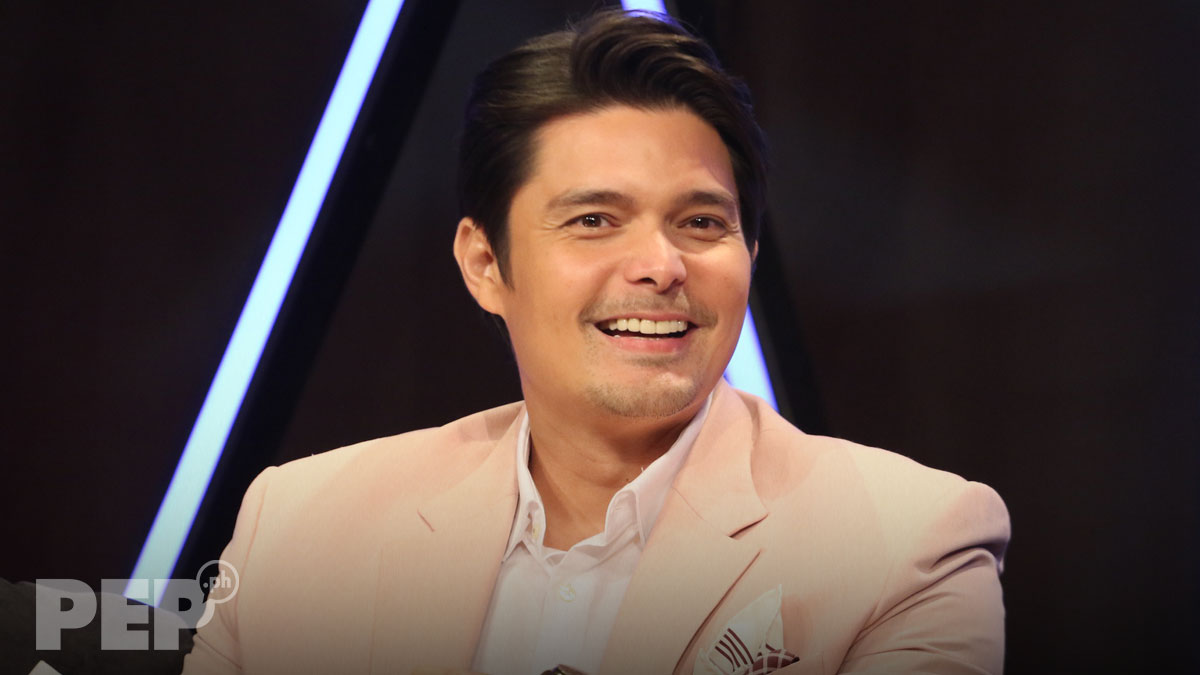 """StarStruck host Dingdong Dantes does not mind being called """"Tito"""""""