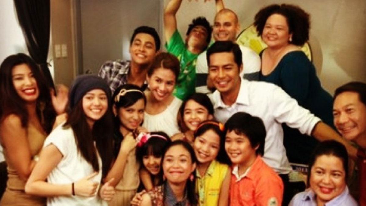 Kaye Abad, Kyline Alcantara post throwback photo of defunct ABS-CBN show