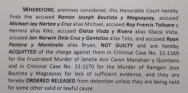 Ramgen Revilla Case