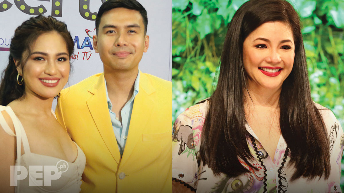 Julie Anne San Jose, Christian Bautista admit pressure doing concerts without Regine Velasquez