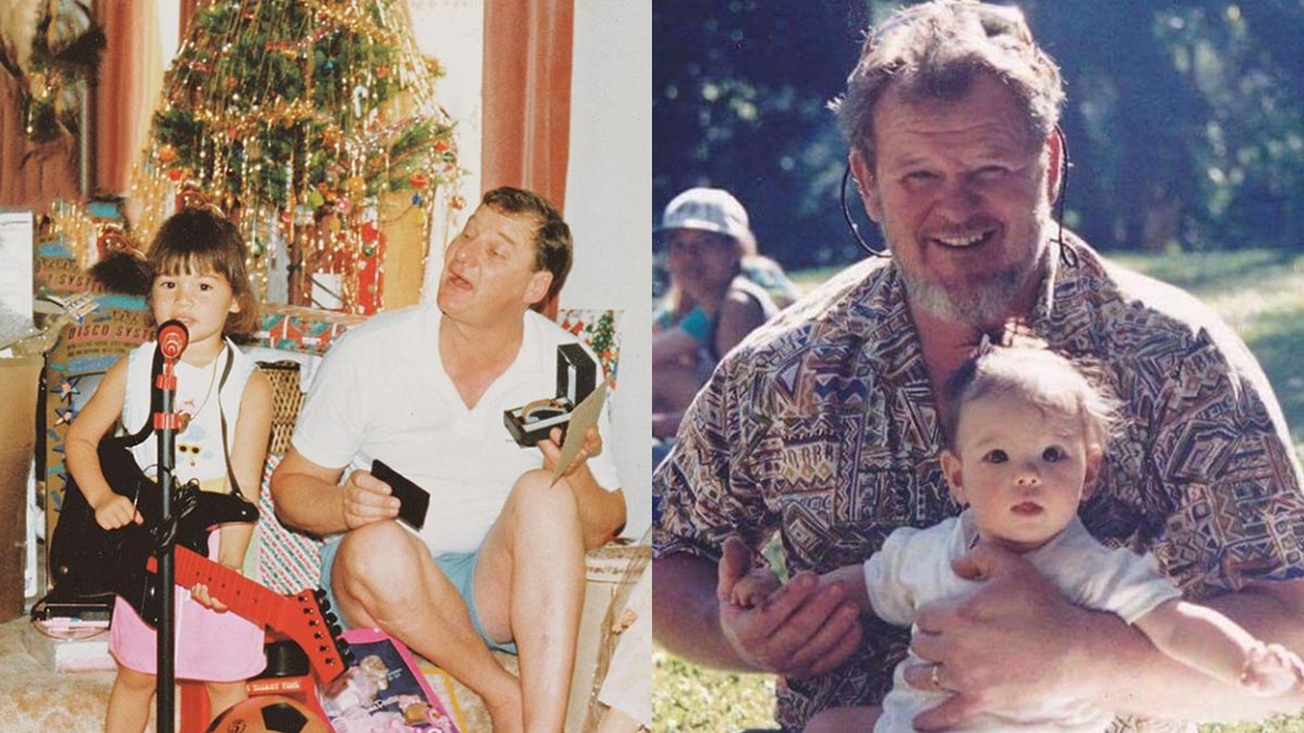 Anne Curtis, Catriona Gray, other celebrities post old photos of their dads on Father's Day