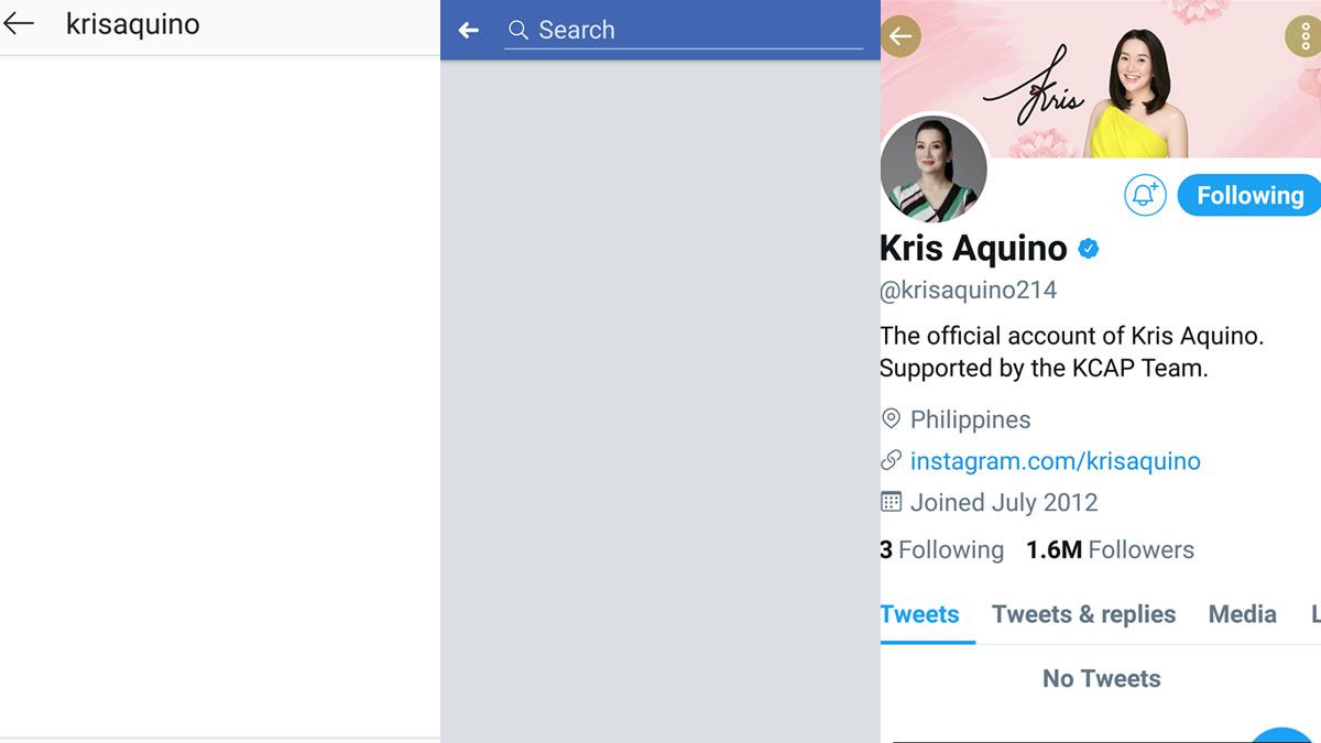 Kris Aquino takes social media furlough