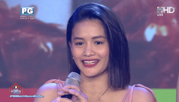 Mae Alfante evicted from Batch 4 of PBB Otso