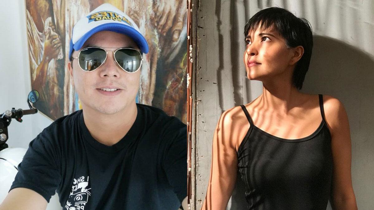Are Alessandra de Rossi and director Rico Gutierrez already a couple?