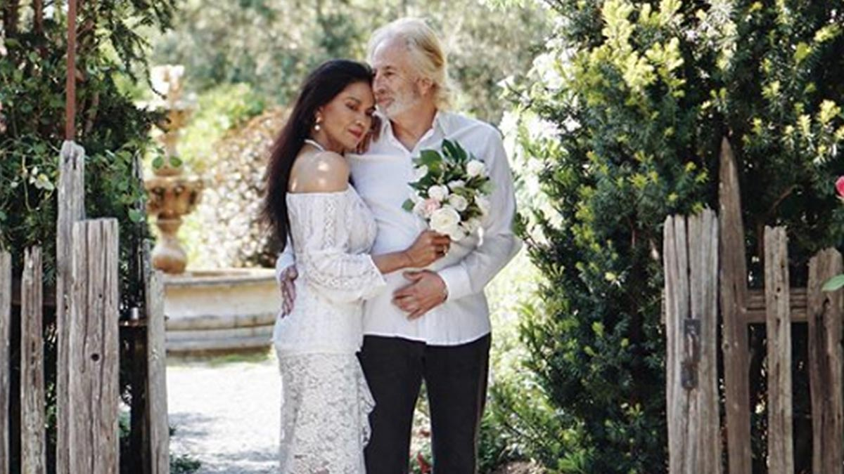 Maria Isabel Lopez, Jonathan Melrod recite one-of-a-kind wedding vows