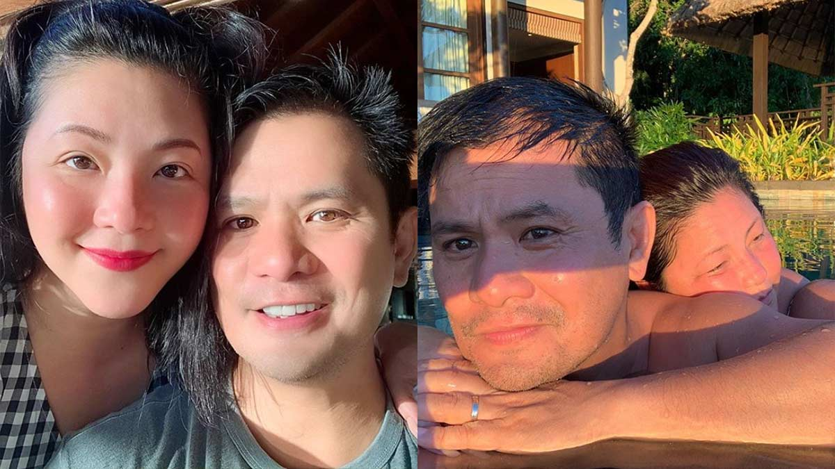 Regine Velasquez calls out basher for posting mean comments about her, husband Ogie Alcasid
