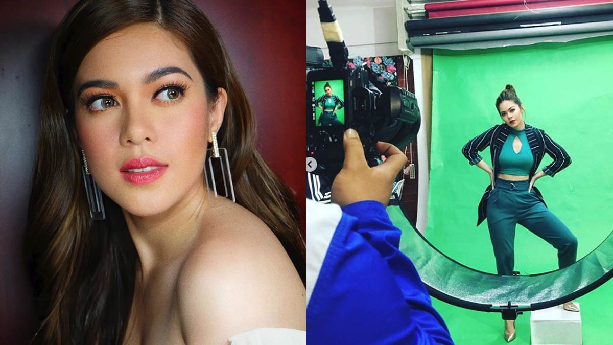 Shaina Magdayao a lot lighter and better after revealing hypothyroidism