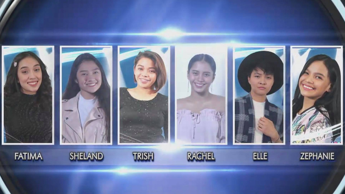 IDOL PHILIPPINES RECAP: Who are the first six Idol finalists to enter Top 12?