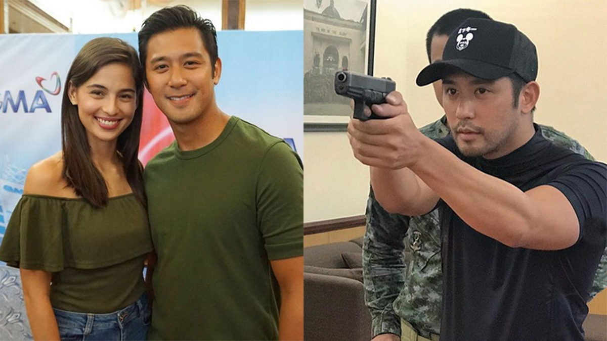 Jasmine Curtis-Smith, Rocco Nacino thankful to be part of Descendants of the Sun remake