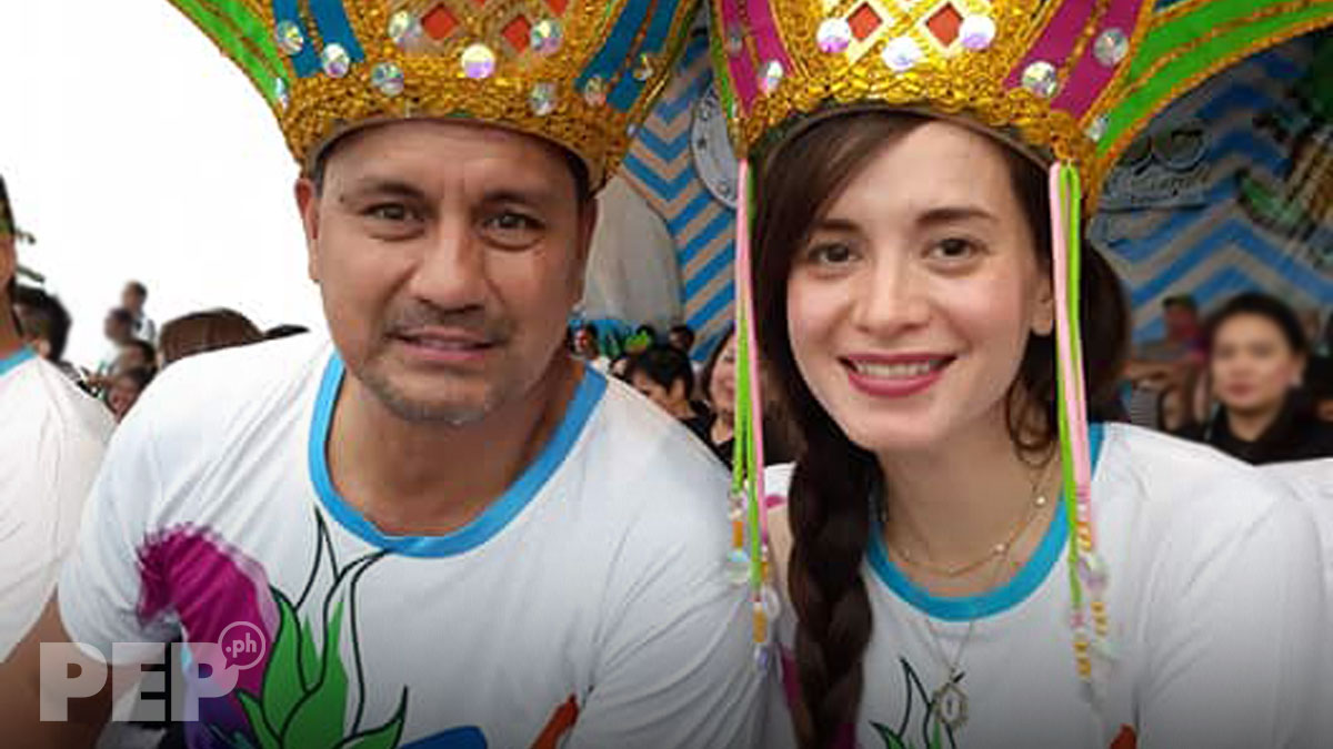 Are Richard Gomez, Lucy Torres considering to have a baby through IVF?