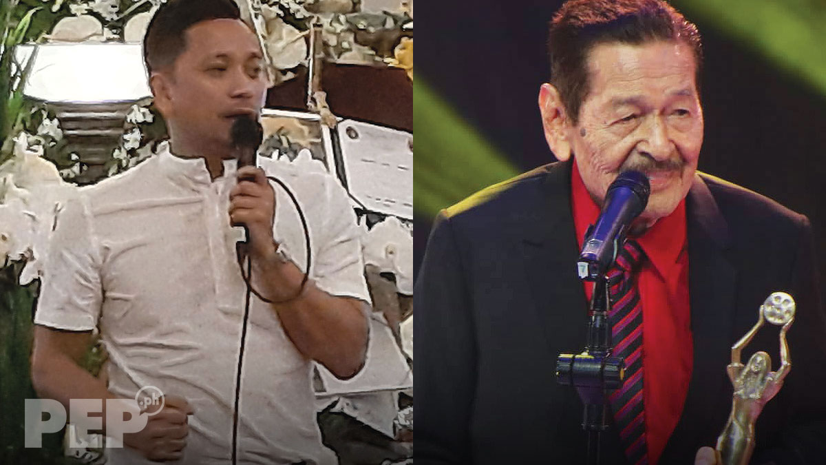 Jhong Hilario hopes Eddie Garcia death becomes an eye-opener on actors' safety