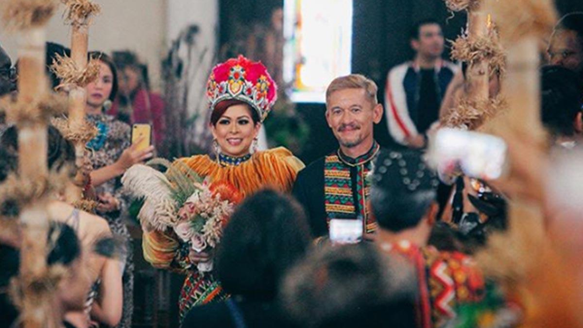 Tessa Prieto-Valdes, husband Dennis Valdes renew wedding vows on 25th anniversary