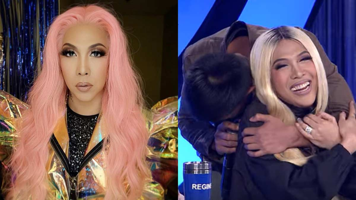 Vice Ganda fights attraction to Idol Philippines contestant; hints about relationship