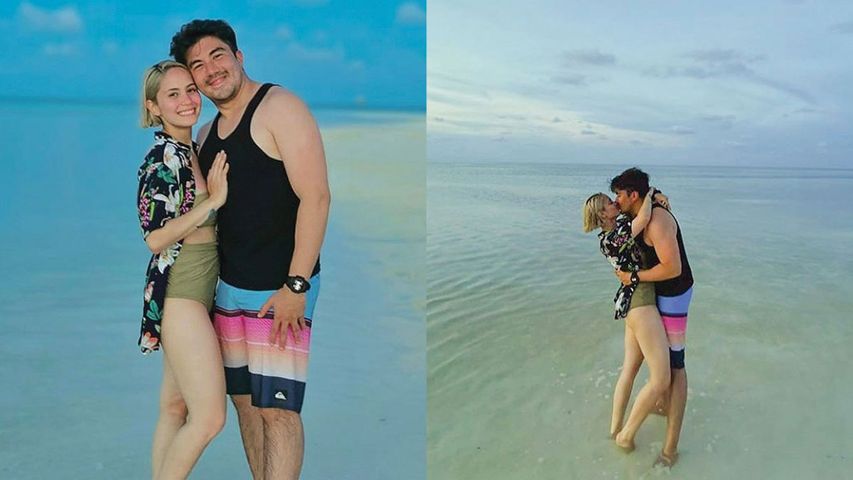 Jessy Mendiola professes love for Luis Manzano on their third anniversary