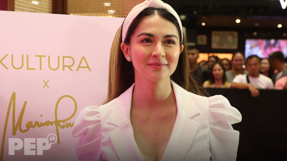 Is Marian Rivera interested to be Dingdong Dantes's leading lady in DOTS?