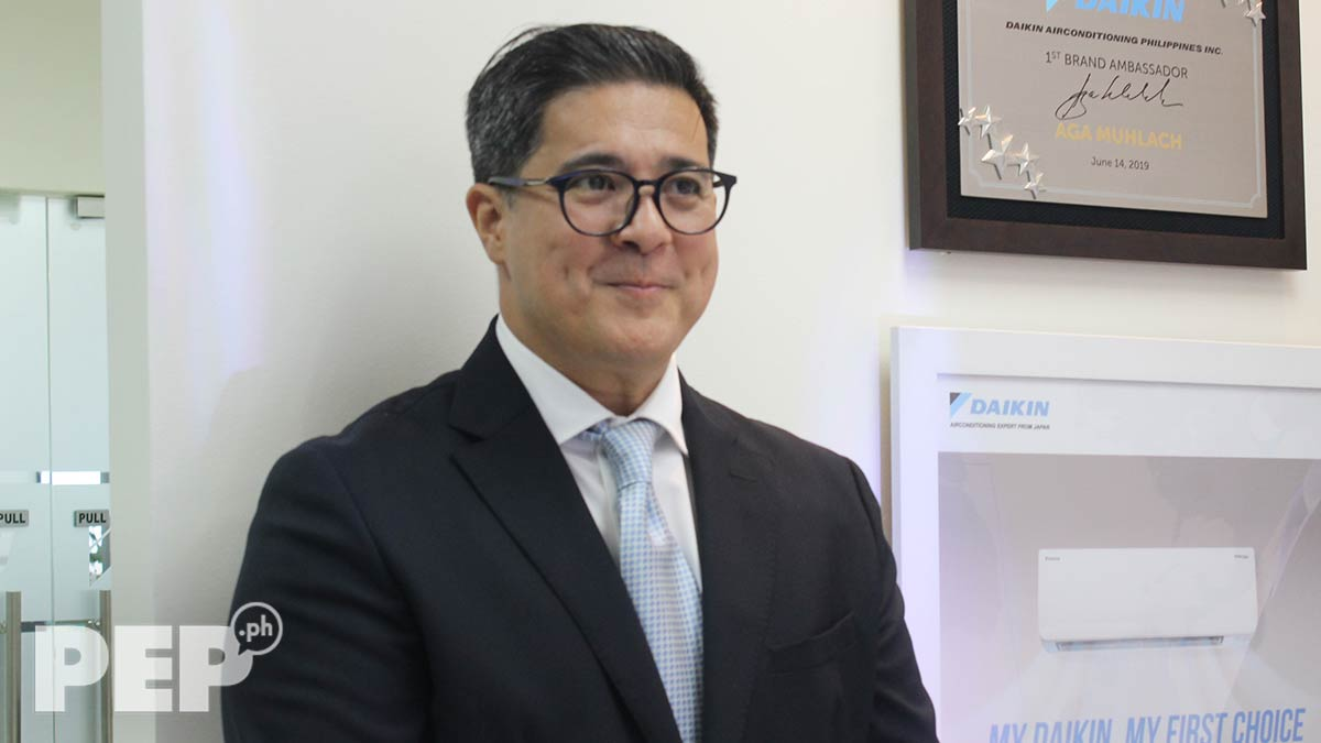 Aga Muhlach builds new house as family project