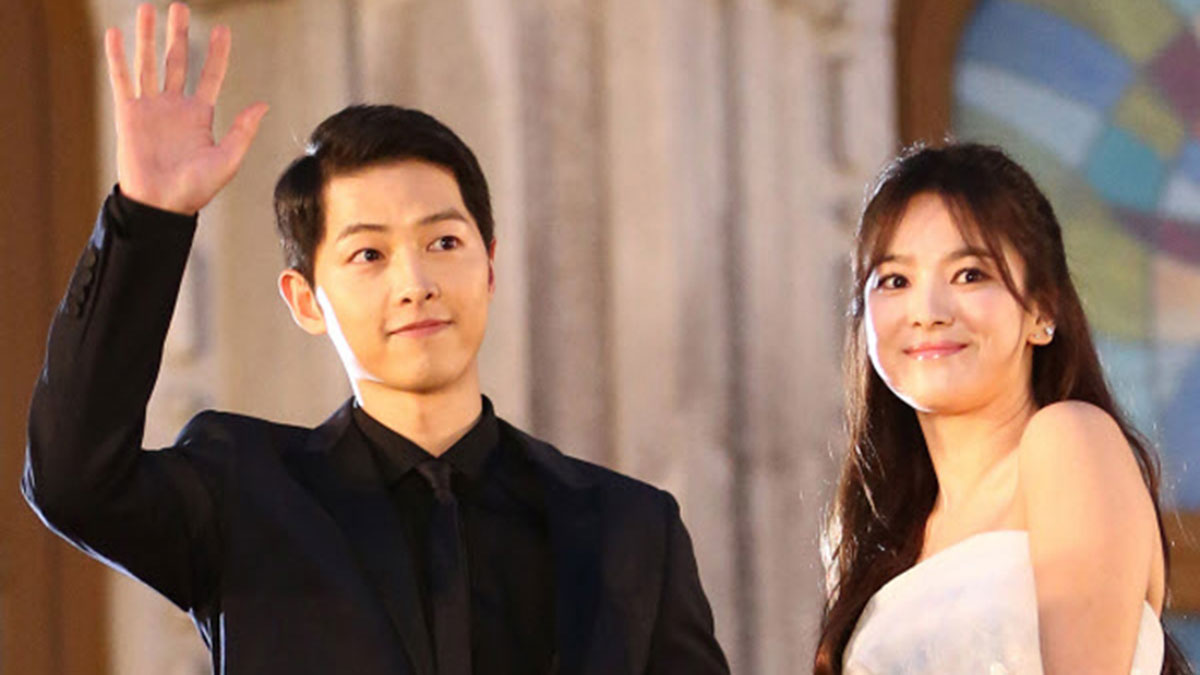 Song Joong Ki, Song Hye Kyo officially divorced without alimony or division of property