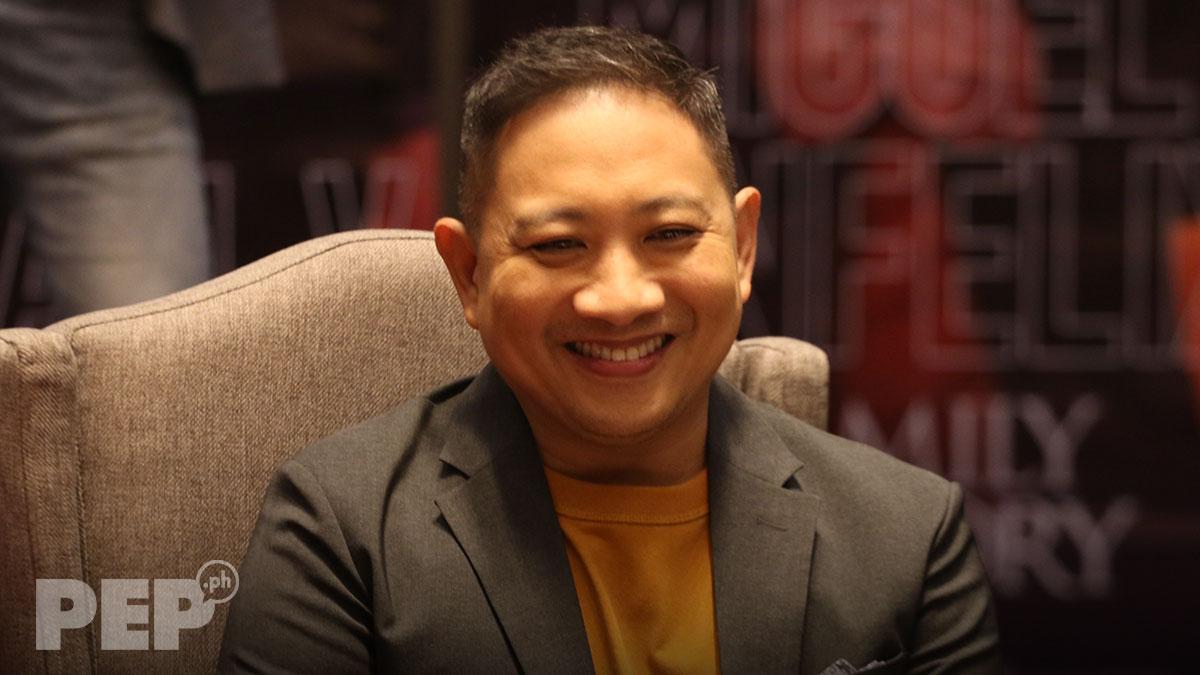 Michael V, na-touch sa suporta ng ABS-CBN exec para sa Family History