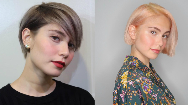 Jessy Mendiola Shows Four Ways To Style Short Hair Pep Ph