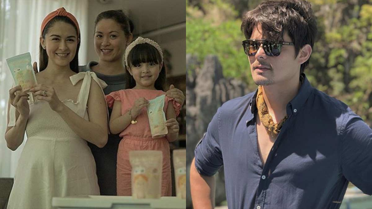 Dingdong Dantes, super proud sa breastfeeding advocacy ni Marian Rivera