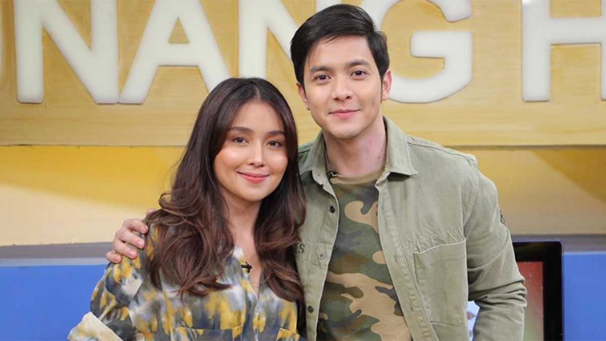Kathryn Bernardo to appear in GMA-7 morning show with Alden Richards
