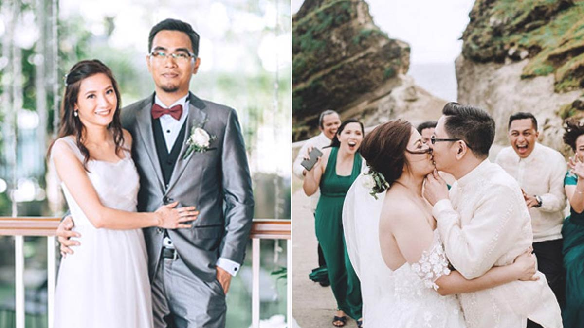 Pinays share how they cut their wedding guest list to below 150