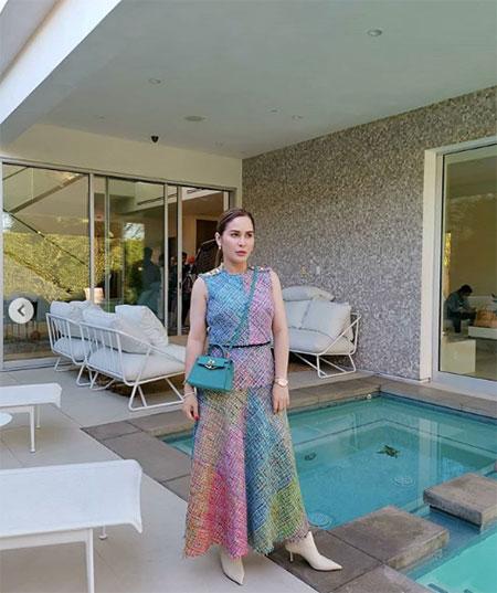 Jinkee Pacquiao, Manny Pacquiao house