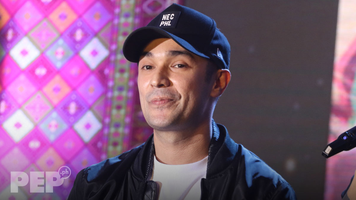 "Boy 2 Quizon on Maris and Inigo: ""Mayroon silang organic connection."""