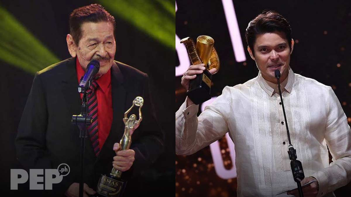 Dingdong Dantes pays tribute to Eddie Garcia in best-actor speech