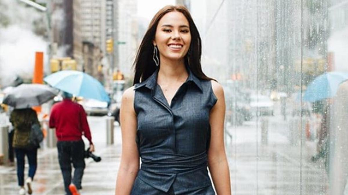 "Catriona Gray to a ""fat girl"": ""You are so much more than your body!"""