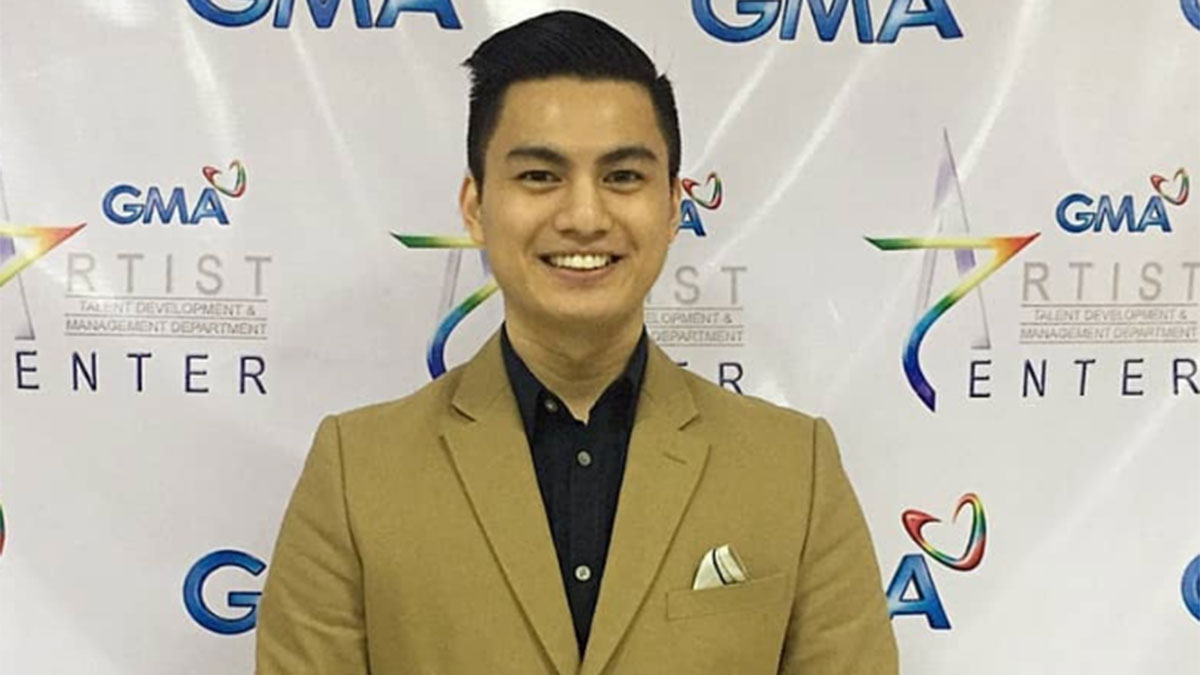 Former Star Magic talent Anjo Damiles inks contract with GMA Artist Center