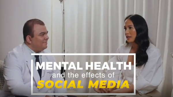 Isabelle Daza tackles effects of social media on mental health