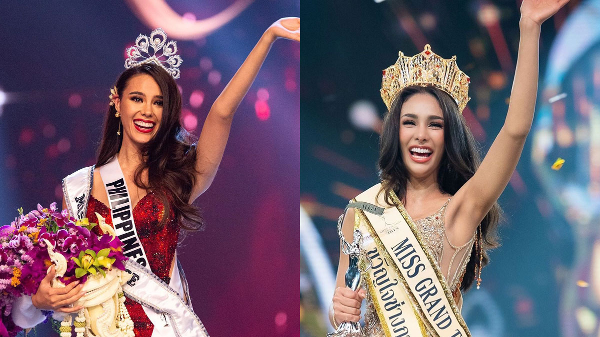 Miss Grand Thailand 2019 will apologize to Miss Universe