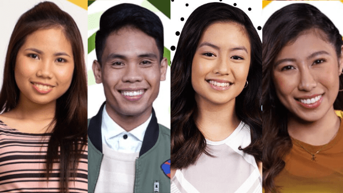 PBB Otso Batch Big Winners Lie, Yamyam, Ashley, and Kiara receive P100,000 each