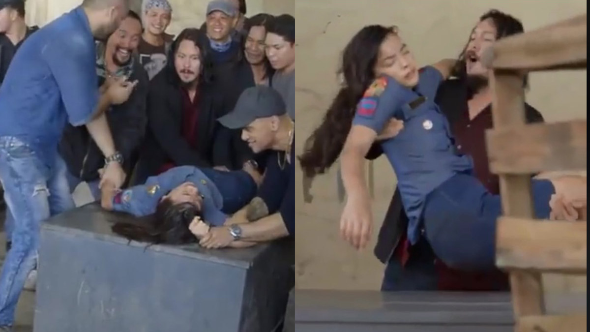 Ang Probinsyano rape scene of female cops gets criticized by netizens
