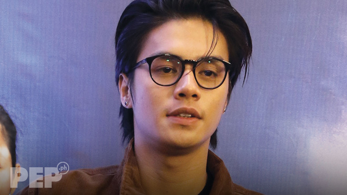 Ronnie Alonte confesses he let fame get to his head