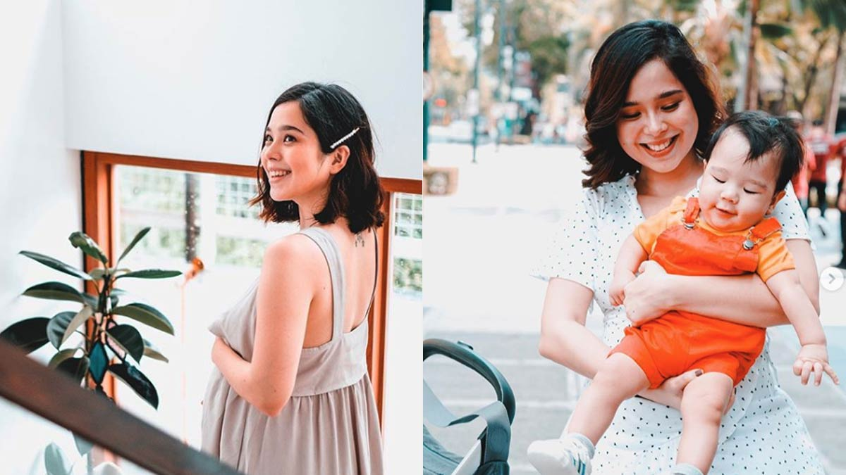 Saab Magalona salutes pregnant moms who are also raising kids with no help